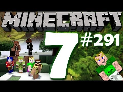 MINECRAFT SEASON 7 # 291 Re Piet er «» Lets Play Minecraft Together HD