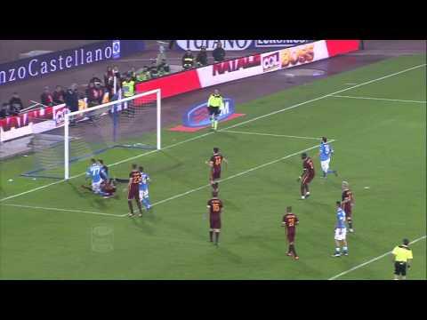 Key moment/3 - Napoli - Roma 0-0  - Giornata 16 - Serie A TIM 2015/16