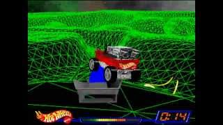 Hot Wheels Stunt Track Driver: Secret Track (Level 7)