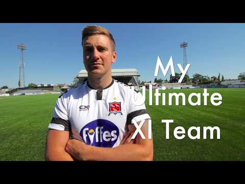 DFCTV | Patrick McEleney picks his Ultimate XI