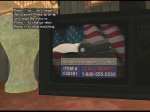 GTA 4 - Niko Bellic Gets RickRoll'd
