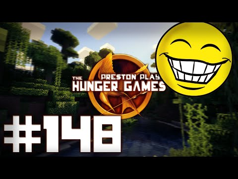 Minecraft Hunger Games: Hilarious Episode! - W preston Mitch & Vikkstar! #148 video