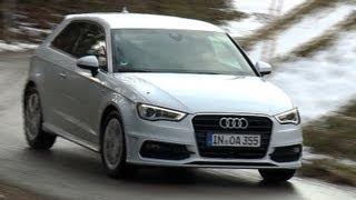 Der Audi A3 im Test