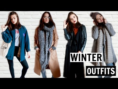 Urban outfitters winter outfit ideas