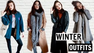 COLD WINTER OUTFIT IDEAS / Nika Erculj