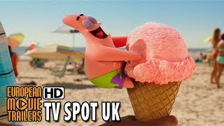 SpongeBob SquarePants Movie: Sponge Out Of Water 'Spell' Official UK Spot (2015)