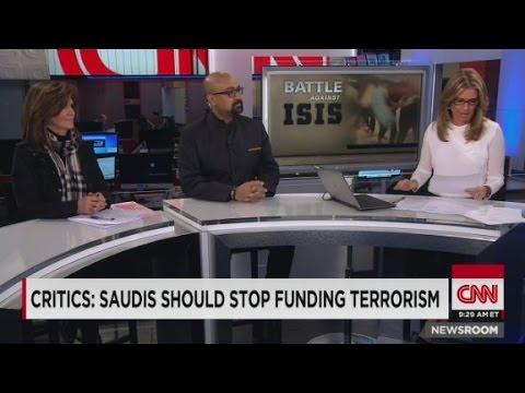 Critics: Saudi Arabia should stop funding terrorism