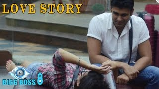 Bigg Boss 8 14th October 2014 Episode 23 Day 23 | NEW Sizzling LOVE STORY