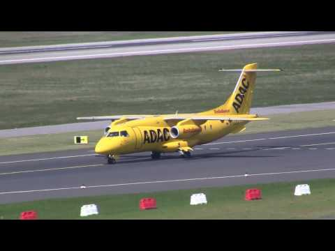 ADAC Dornier Do-328 Jet | Flughafen Dsseldorf | D-BADA