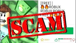 5 Different Types of ROBLOX Scams