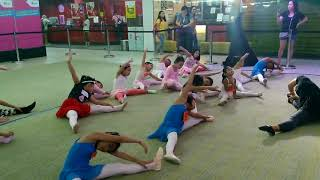 Basic Ballet Workshop for Toddlers with Dance Plus at Ali Mall Cubao