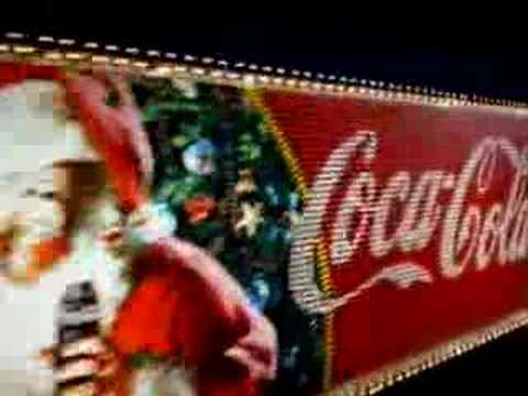 Banned Commercial – Coca cola truck