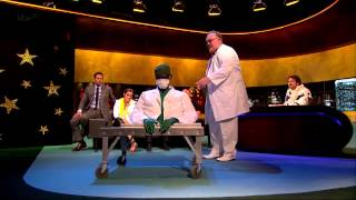 Illusionist Kevin James on The Jonathan Ross Show