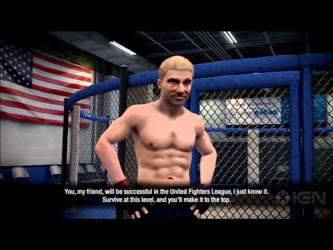 EA Sports MMA: Video Review