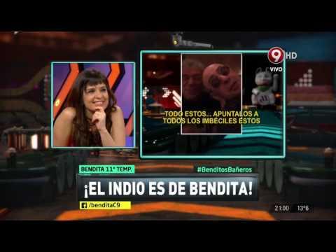 Edith Hermida: Escucharlo al Indio decir mi nombre ya es un orgullo