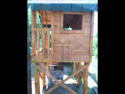 budowa domku dla dzieci youtube