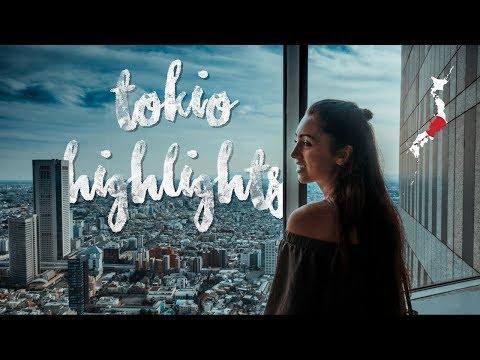 DIE BESTEN HIGHLIGHTS in TOKIO an einem Tag | Weltreise Vlog#65