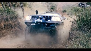 Insane Jeep Grand Cherokee offroad 4x4