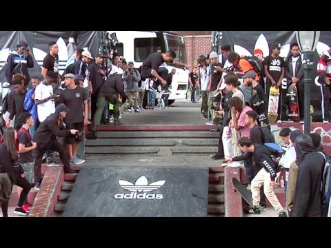Harold Hunter Day XI Skate Jam