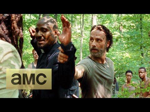 (spoilers) Inside Episode 502: The Walking Dead: Strangers video
