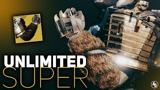 Ursa Furiosa Exotic Gauntlets (Unlimited Super) | Destiny 2 Forsaken