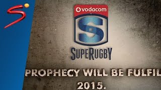 SuperSport's Super Rugby 2015 Teaser | Super Rugby Video Highlights