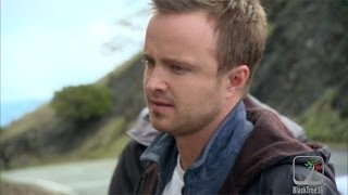 Aaron Paul on transistion from Breaking Bad to Need For Speed