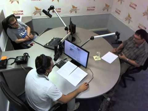 """Программа """"Зона Риска"""" на радио """"Комсомольская Правда-Липецк"""". Эфир от 3 июня 2014 г."""