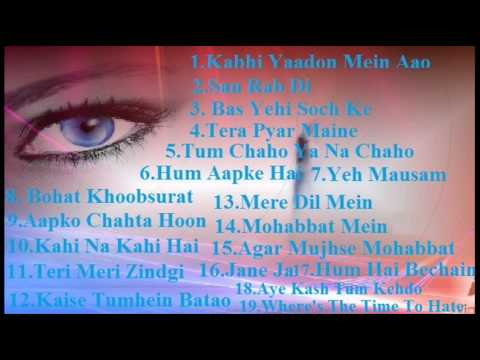 Udit Narayan,kumar Sanu & Abhijeet Bollywood Songs Collection Juckbox (click On The Songs) video
