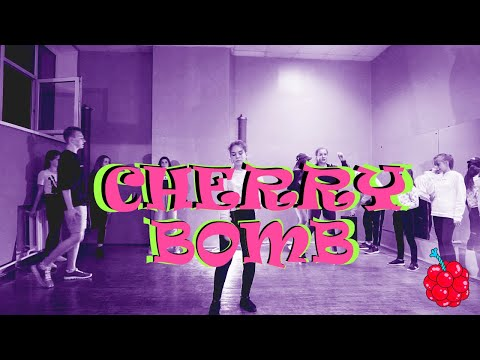 NCT 127 | Cherry Bomb | K-POP dance video
