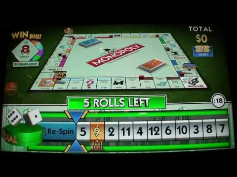 Monopoly Arcade Ticket Videmption Arcade Game - BOSA 2014 Bronze Award - BMIGaming   ICE Games