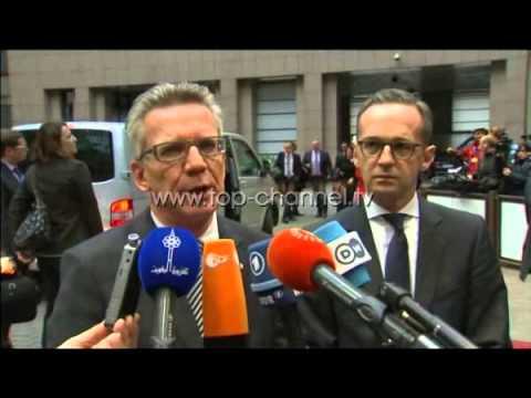 BE rikthen kontrollet në kufi - Top Channel Albania - News - Lajme