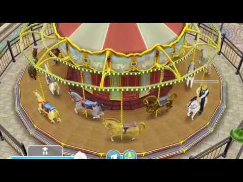 The Carnival- Sims FreePlay Carnival Update