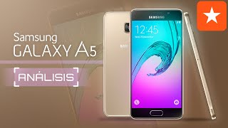 Samsung Galaxy A5 2016, review en español