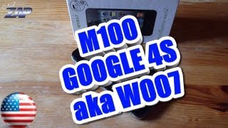M100 Google 4S - Star W007 Plus Dualsim ICS Review - iPhone Clone? Fastcardtech - ColonelZap
