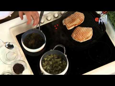Как запечь филе индейки - видео