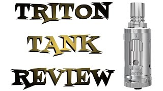 Aspire Triton Tank Review