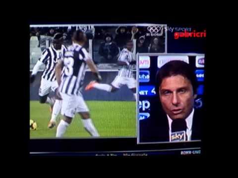 Juventus Sampdoria 4 2 Pogba criticato da Conte per la prestazione