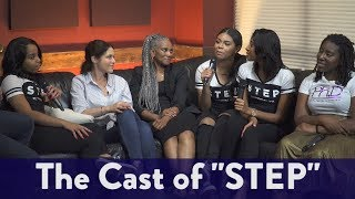 "The Cast of ""Step"" 