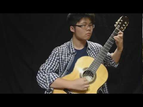 Matteo Carcassi - Study in F-major op. 60 no. 16 - Kevin Loh (14)