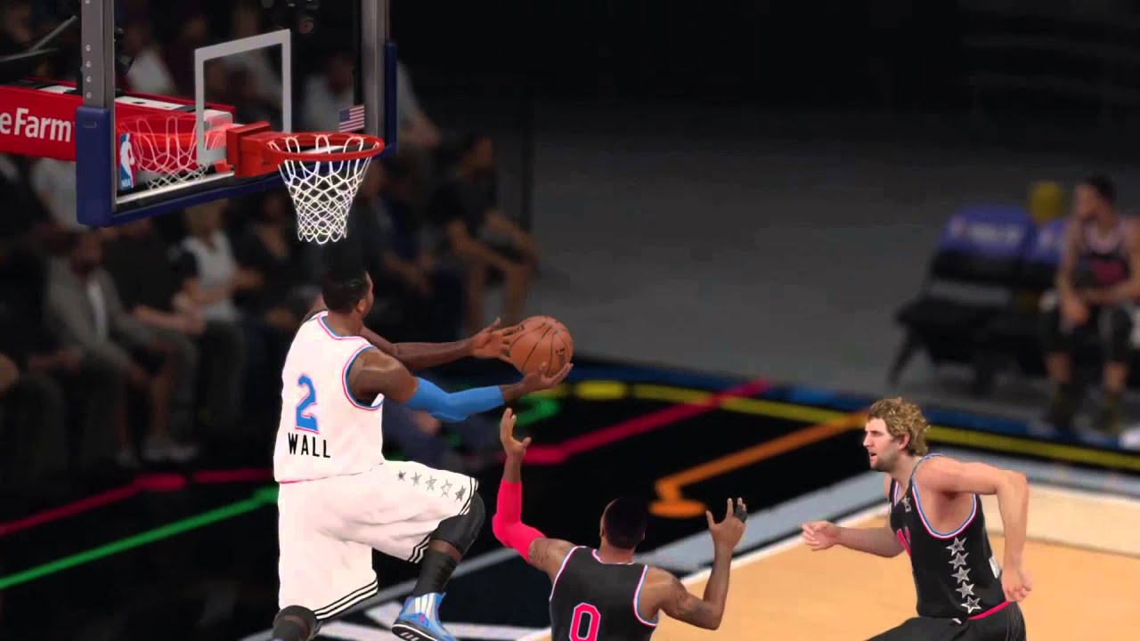 Alley Oop 2k15 Nba 2k15 Ps4 Alley Oop John