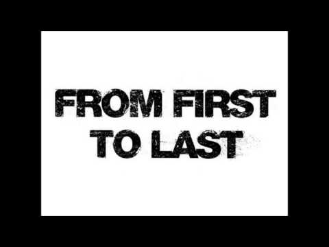 From First To Last - Ultimatums For Egos
