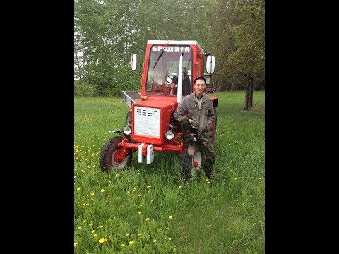 на что смотреть при покупке трактора т 25? трактор подбор.