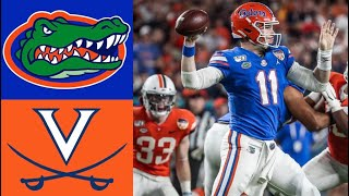 #9 Florida vs #24 Virginia Highlights | 2019 Orange Bowl | College Football Highlights