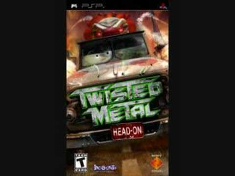 Twisted Metal Head On OST - Vampire's Teeth