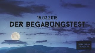Der Begabungstest (ICF München Videopodcast)