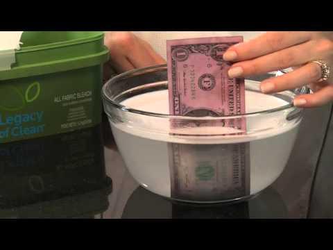 LOC Demo Money Laundering All Fabric Bleach