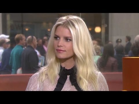 Jessica Simpson On Married Life | TODAY