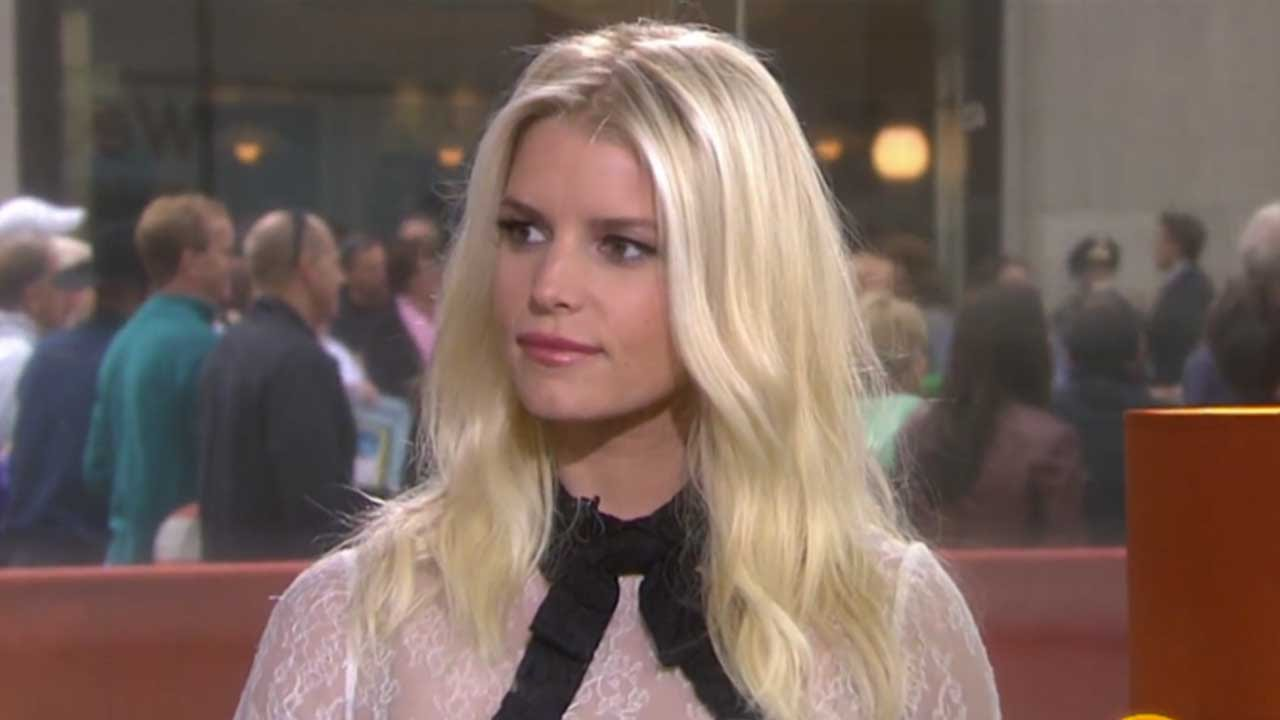 jessica simpson on married life