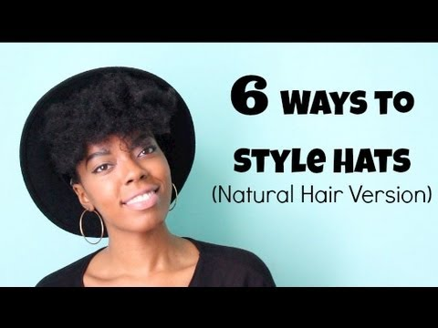 6 Ways to Wear Hats/Accessories
